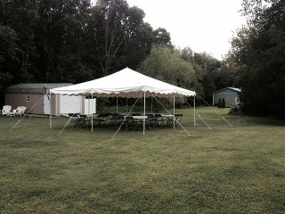 Canopy Tent for Rent